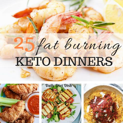 keto dinners