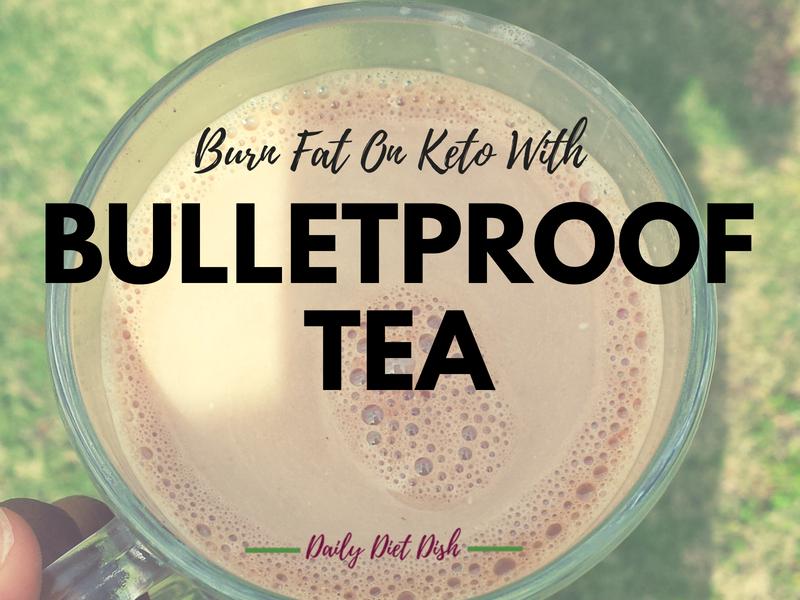bulletproof tea recipe