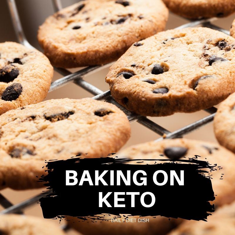 how to bake on keto