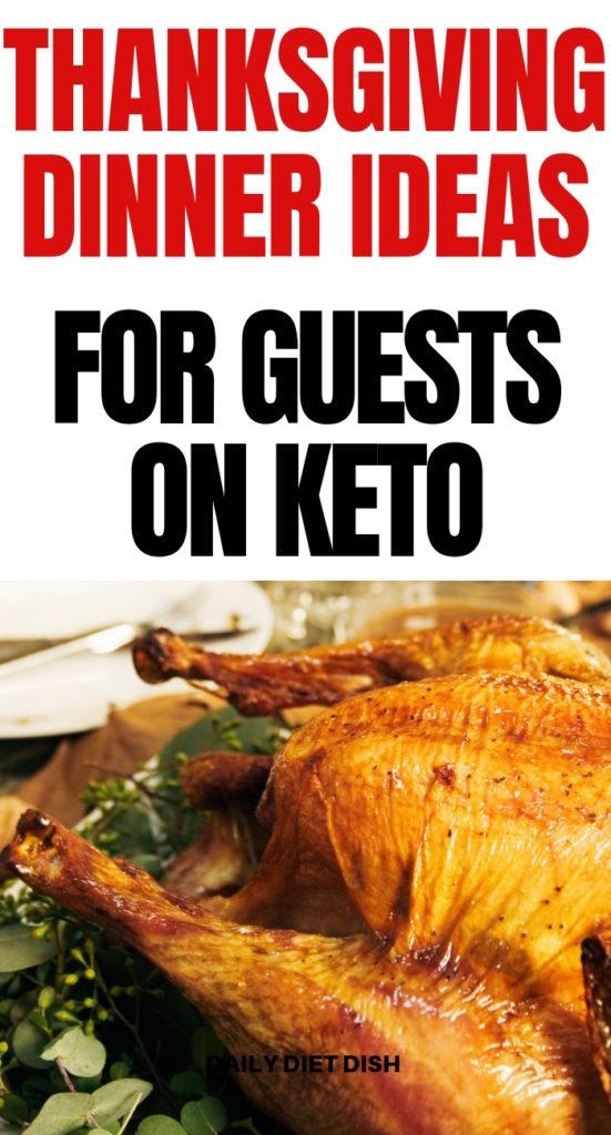 keto dinner ideas for thanksgiving