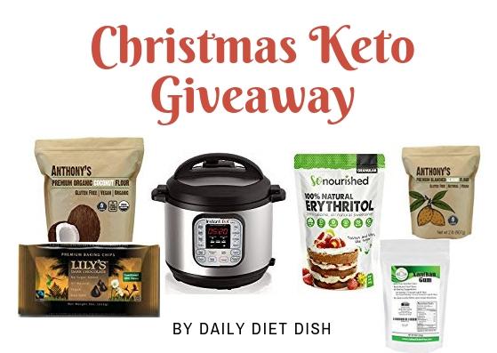Low Carb Weight Loss Program + Bonus Keto Pantry Giveaway