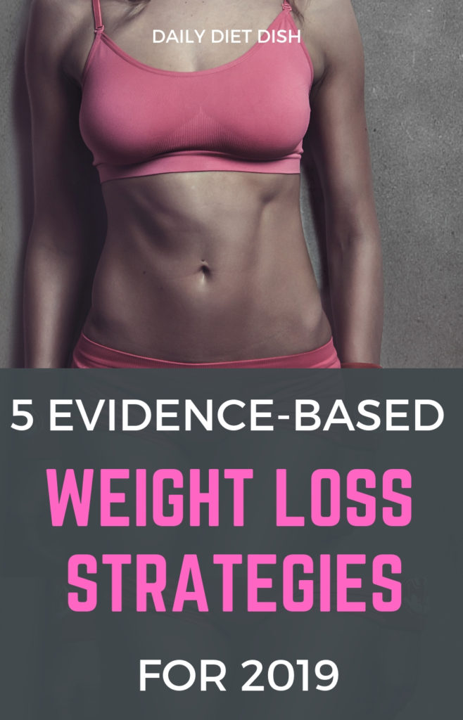 evidence-based weight loss tips for women