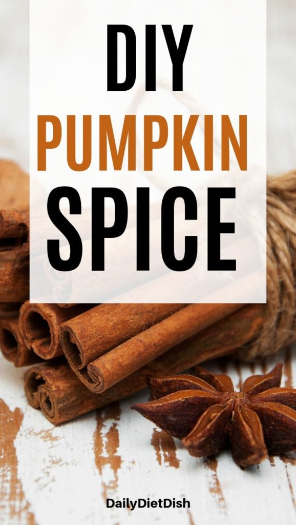 how to make pumpkin spice from scratch