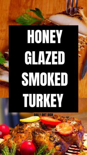 honey glazed smoked turkey