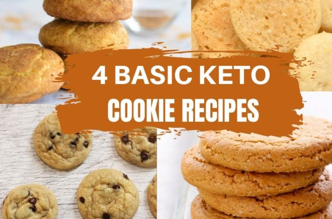 easy sugar free keto cookie recipes