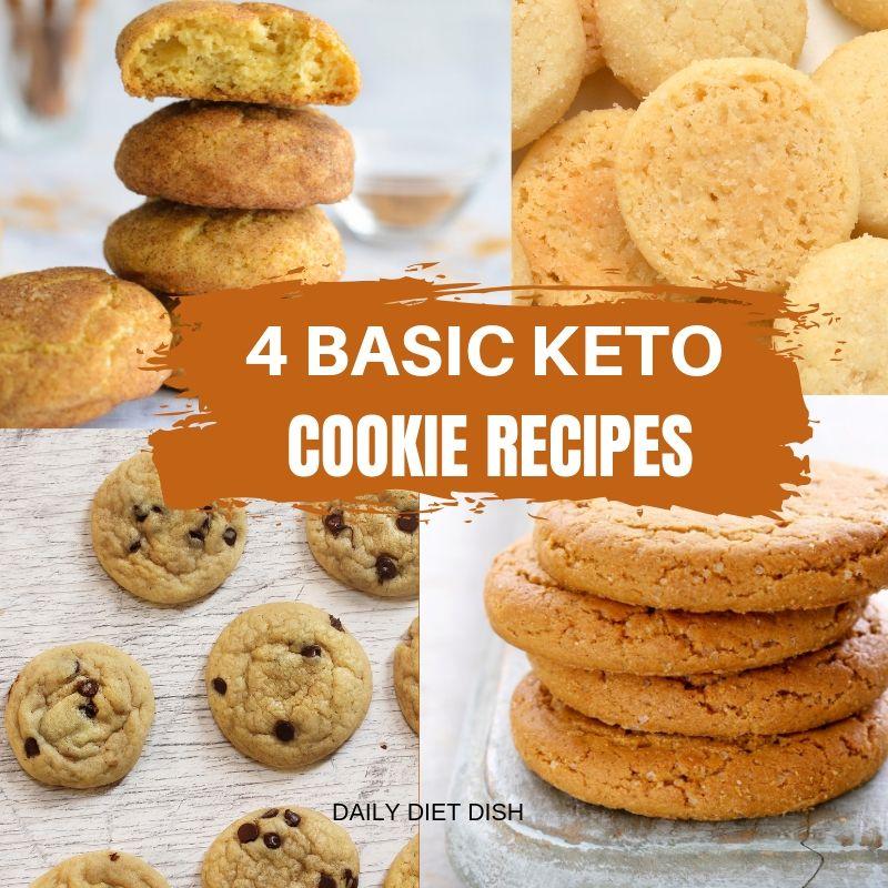 easy sugar free keto cookie recipes